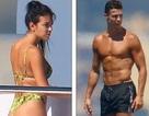 Bạn gái Cristiano Ronaldo ngày càng bốc lửa