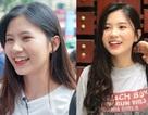 Nữ sinh cười toả nắng sau khi thi môn Văn THPT quốc gia bỗng chốc nổi tiếng