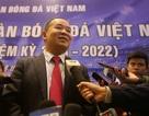 Chủ tịch VFF nói gì khi ông Cấn Văn Nghĩa từ chức?