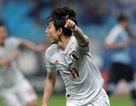 Nhật Bản suýt gây địa chấn trước Uruguay