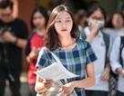Thí sinh rạng rỡ kết thúc buổi thi Ngoại ngữ THPT quốc gia 2019