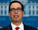"""Bộ trưởng Tài chính Mỹ: """"Thỏa thuận thương mại Mỹ-Trung đã hoàn thành 90%"""""""