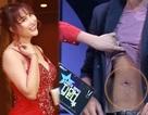 Phi Thanh Vân bị chỉ trích vì vạch áo trai Tây ngay trên sóng truyền hình