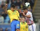 """Brazil """"rửa hận"""" thành công trước Paraguay ở màn """"đấu súng"""""""