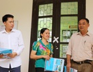 Những thí sinh cao tuổi vùng biên: Đi thi THPT quốc gia để làm gương cho con cháu