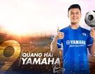 Quang Hải trở thành đại sứ thương hiệu Yamaha: Câu chuyện bây giờ mới kể