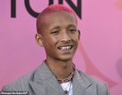 Con trai Will Smith gắn kim cương kín răng