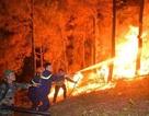 Vì sao không huy động trực thăng dập đám cháy rừng kinh hoàng tại Hà Tĩnh?