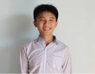 Cậu học trò miền quê cát trắng đỗ thủ khoa trường Chuyên Hà Tĩnh