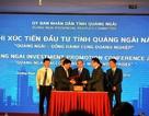 """Thủ tướng:  Quảng Ngãi có 5 """"nguồn vốn"""" hấp dẫn nhà đầu tư"""
