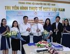 Lễ ký kết giữa Gmaths và công ty cổ phần Truyền hình Thực tế HDTV
