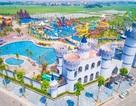 Công viên nước Thanh Hà gây sốt trên mạng xã hội