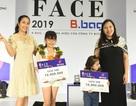 Ốc Thanh Vân, ca sĩ nhí Bảo Ngọc tham dự The Face B.bag 2019