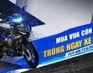 Cơ hội sở hữu siêu môtô thể thao TFX và R3 khi mua Yamaha Exciter