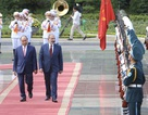 Thủ tướng Nguyễn Xuân Phúc đón người đồng cấp Armenia thăm chính thức Việt Nam