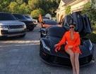 Dàn siêu xe ấn tượng của Kylie Jenner