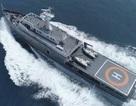 """Indonesia điều tàu """"khủng"""" tuần tra biển Đông"""
