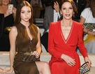 Con gái Catherine Zeta-Jones xinh đẹp hút hồn