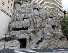 Biệt thự sinh thái kỳ diệu được xây dựng trong đá trị giá 44 triệu đô la