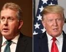 """Ông Trump chỉ trích Đại sứ Anh sau nghi vấn """"nói xấu"""" Tổng thống Mỹ"""