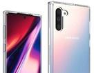 Bộ đôi Galaxy Note10 lộ diện rõ nét qua loạt ảnh chính thức
