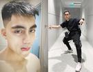 Em trai Sơn Tùng M-TP khoe ảnh lộ vẻ đẹp trai, sành điệu