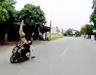 Vụ xe máy hất văng Thượng úy CSGT: Xe chạy tốc độ 61 km/h
