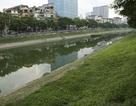Xả hơn 1 triệu khối nước hồ Tây ra sông Tô Lịch