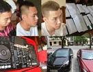 Từ Hà Nội vào Sầm Sơn mở tiệc sinh nhật bằng ma túy, 22 đối tượng bị bắt