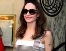 Angelina Jolie thanh lịch xuất hiện tại Paris