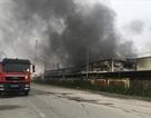 Nhà máy dược phẩm bốc cháy dữ dội kèm tiếng nổ lớn
