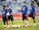 Các tân binh đắt giá tập luyện cùng Man Utd tại Australia