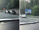 Xe chở tiền đánh rơi 175.000 USD trên cao tốc, tài xế đua nhau hôi của