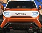 Toyota rục rịch sản xuất mẫu SUV mới