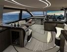 Chiêm ngưỡng chiếc du thuyền hạng sang đầu tiên của Lexus