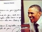 """Lá thư ông Obama tự tay viết cho tù nhân được khoan hồng gây """"sốt"""""""
