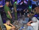24 đối tượng phê ma túy trong quán karaoke