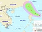 Xuất hiện áp thấp nhiệt đới gần Biển Đông có khả năng thành bão