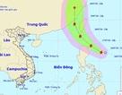 Áp thấp nhiệt đới gần Biên Đông đã mạnh lên thành bão