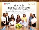 VLand ký kết hợp tác toàn diện cho chuỗi dự án bất động sản của Mipec