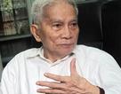 Giáo sư Hoàng Tụy - khát vọng chấn hưng giáo dục nước nhà còn mãi…
