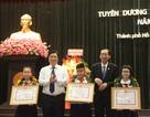 TPHCM: Tuyên dương gần 618 học sinh giỏi các cấp