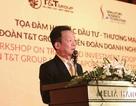Tập đoàn T&T cùng Liên đoàn doanh nghiệp Singapore trao đổi cơ hội hợp tác