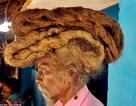 Gặp gỡ người đàn ông 40 năm không gội đầu, không cắt tóc