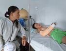 Vụ cháu 13 tuổi bị cướp tiền và đánh gãy tay: Chuyển lên bệnh viện tuyến trên