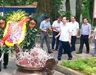 Bộ trưởng Bộ LĐ-TB&XH dâng hương tưởng niệm các anh hùng, liệt sĩ tại Thái Nguyên