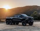 Goliath 6×6 - Không chỉ là Chevrolet Silverado lắp thêm 2 bánh