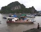 Tàu cao tốc bay nóc sau cú va chạm với tàu cá, 3 hành khách bị thương