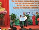 Trao nhà tình nghĩa và học bổng cho học sinh nghèo, người có công ở Vĩnh Long