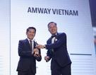 Amway Việt Nam nhận giải thưởng nơi làm việc tốt nhất châu Á 2019
